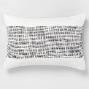 Hearth & Hand with Magnolia Textured Throw Pillow